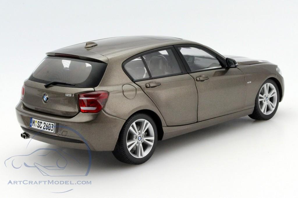 bmw 1 series f20 year 2010 sparkling bronze 97006 ean. Black Bedroom Furniture Sets. Home Design Ideas