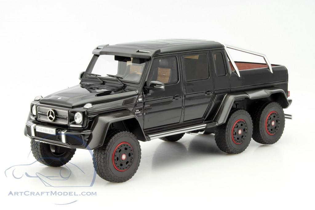Mercedes benz g63 amg 6x6 black zm069 ean 9580010301638 for Mercedes benz g36 amg 6x6 price