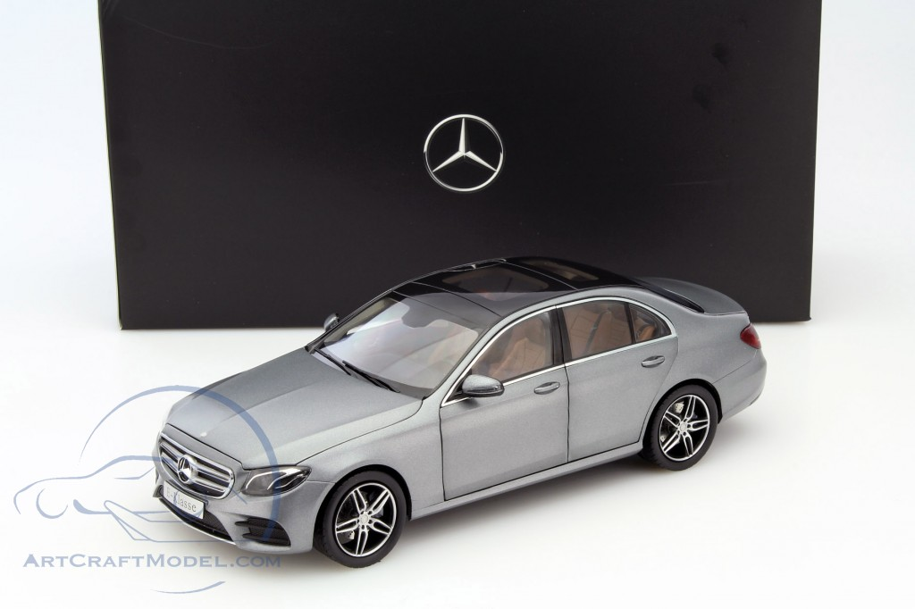 mercedes benz e klasse w213 amg line selenit grau. Black Bedroom Furniture Sets. Home Design Ideas