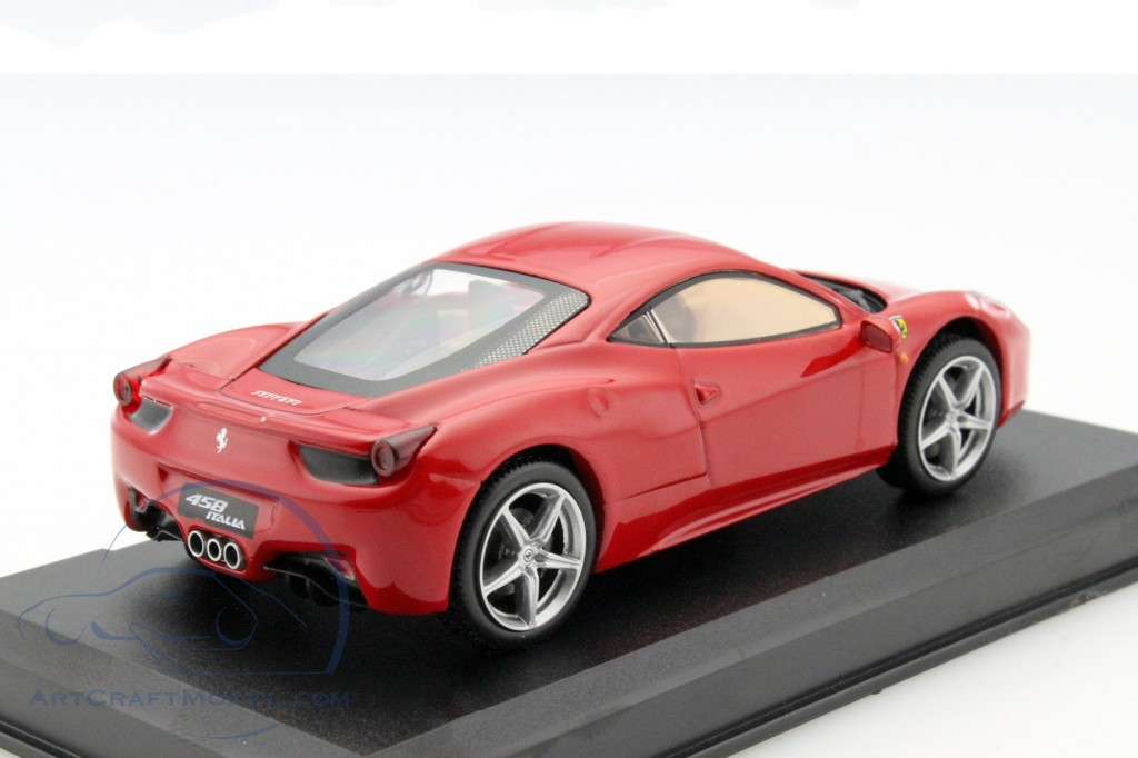 ferrari 458 italia baujahr 2009 rot ck32395. Black Bedroom Furniture Sets. Home Design Ideas
