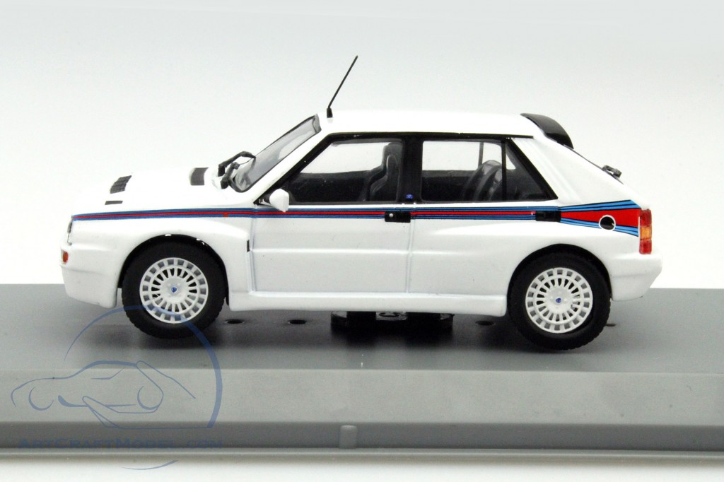 WhiteBox Lancia Delta Integrale Martini 1:43