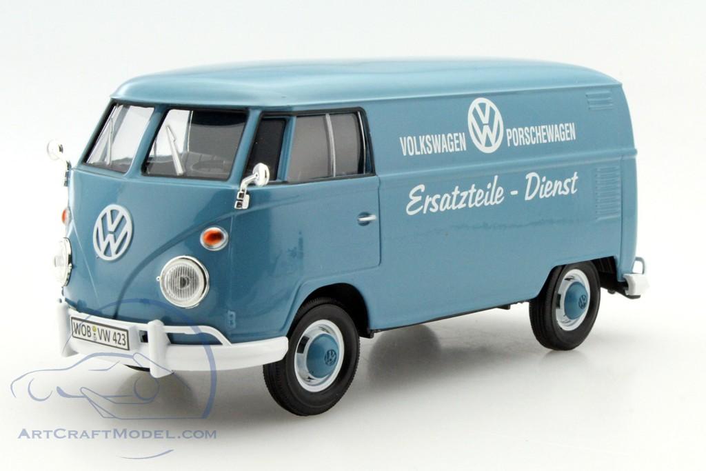 volkswagen vw type 2 t1 ersatzteile dienst blau 79556. Black Bedroom Furniture Sets. Home Design Ideas