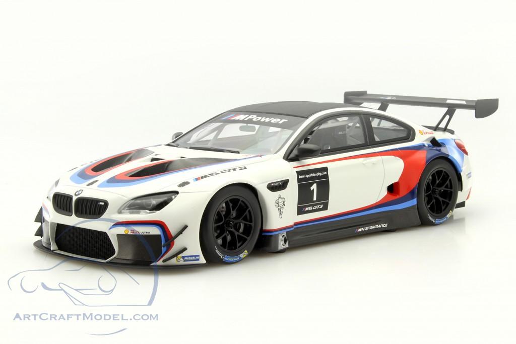 Captivating ... BMW M6 GT3 #1 BMW Sportstrophy 2016 ...