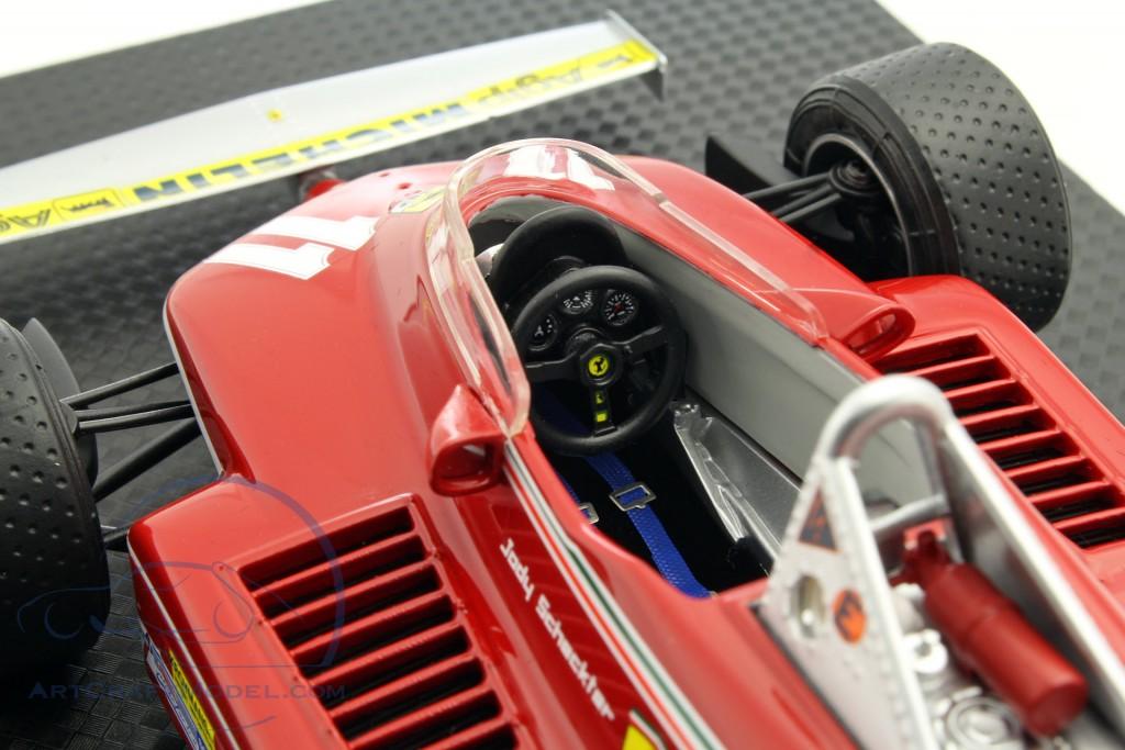 1:12 GP Replicas Ferrari 312 T4 World Champion Scheckter 1979