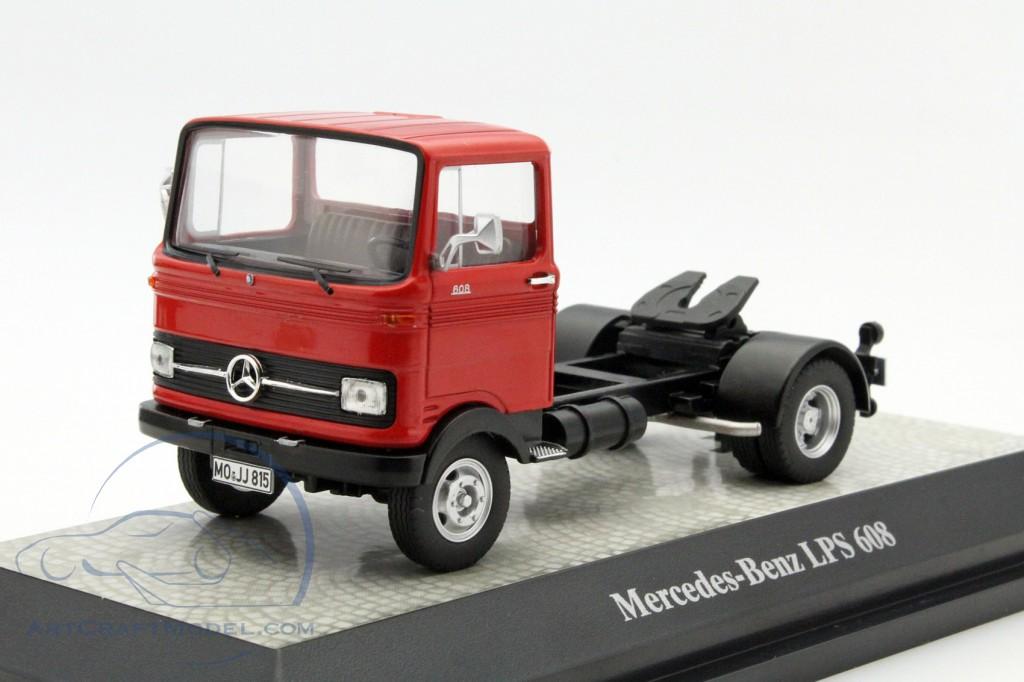 Mercedes Benz Lps 608 Rot Premiumclassixxs Pcl12520 Ean 4052176695036