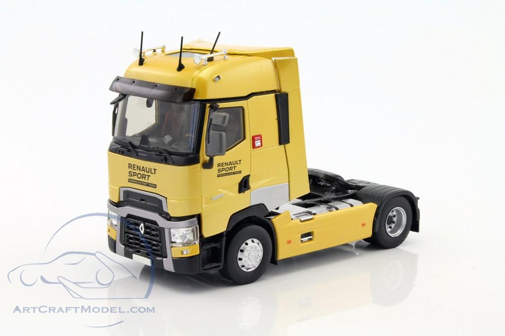 renault t520 high truck f1 car transporter team renault sport 2016 eli115979 ean 221054. Black Bedroom Furniture Sets. Home Design Ideas