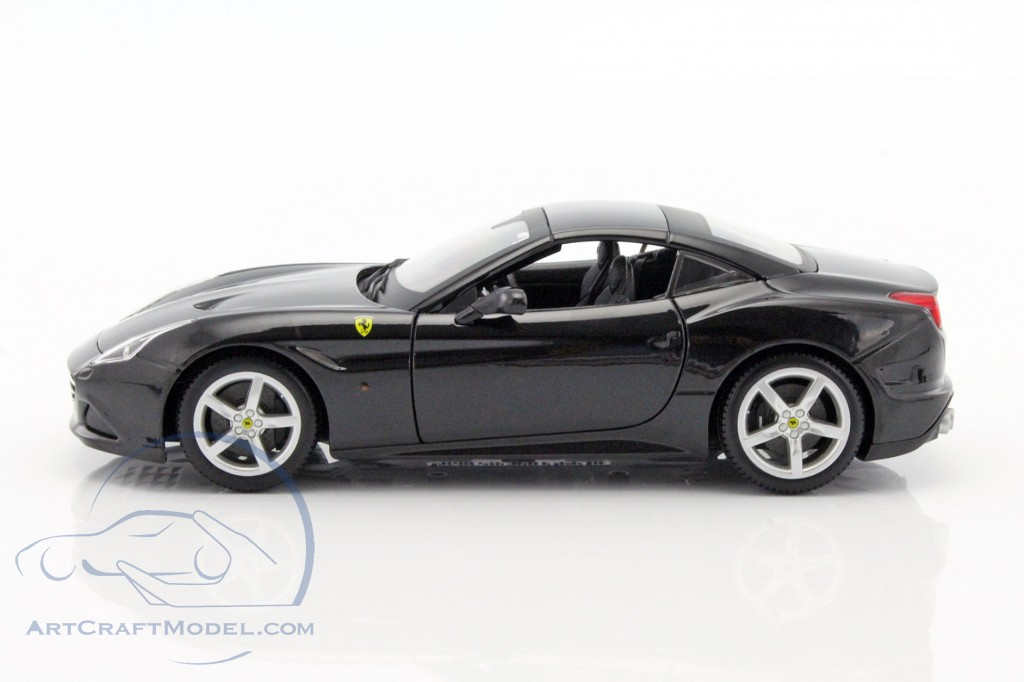 ferrari california t closed top schwarz 18 16003bk ean 4893993010127. Black Bedroom Furniture Sets. Home Design Ideas
