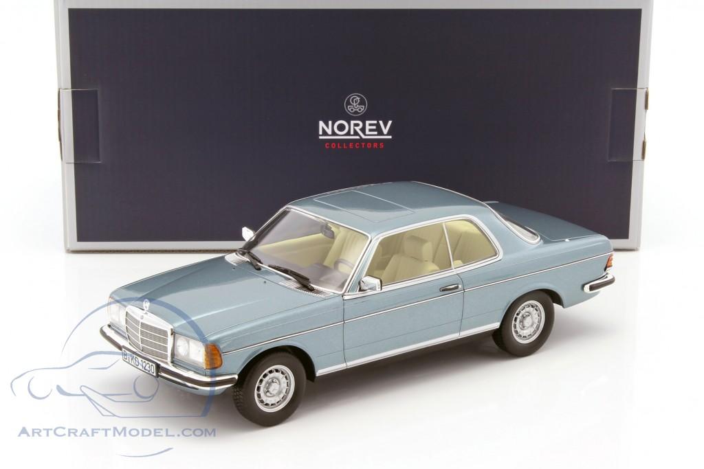 Mercedes benz 280 ce year 1980 light blue metallic for Mercedes benz 1980 models
