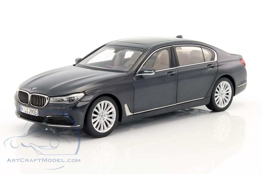 BMW 750 Li G12 Baujahr 2015 Sophisto Grau