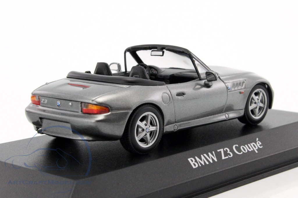 bmw z3 roadster year 1997 grey metallic 940024330 ean. Black Bedroom Furniture Sets. Home Design Ideas