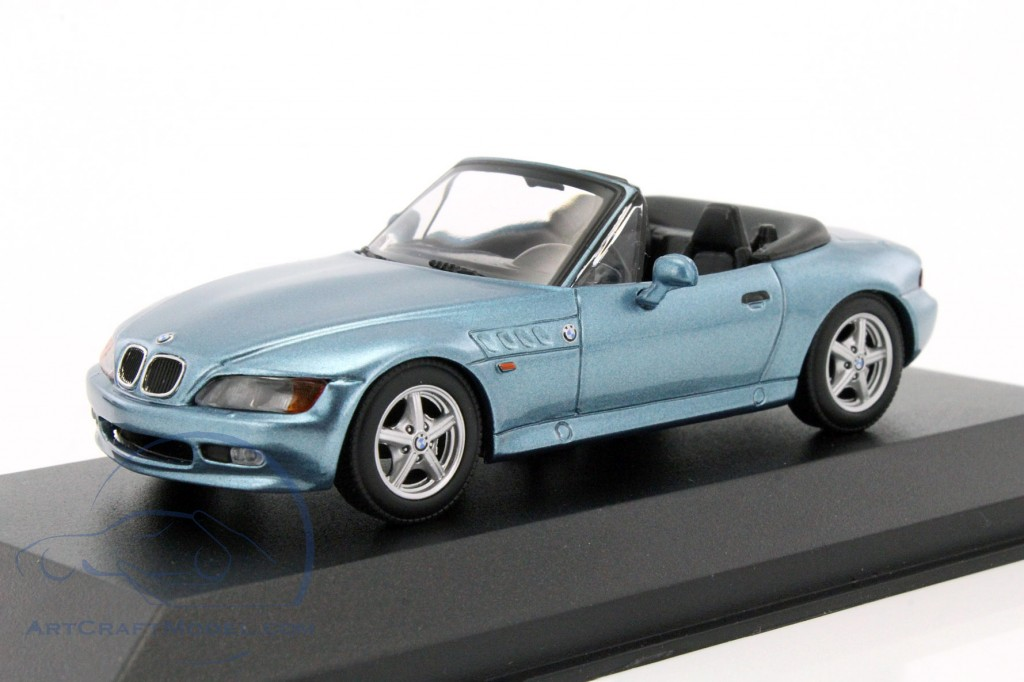 bmw z3 roadster year 1997 blue metallic 940024331 ean. Black Bedroom Furniture Sets. Home Design Ideas