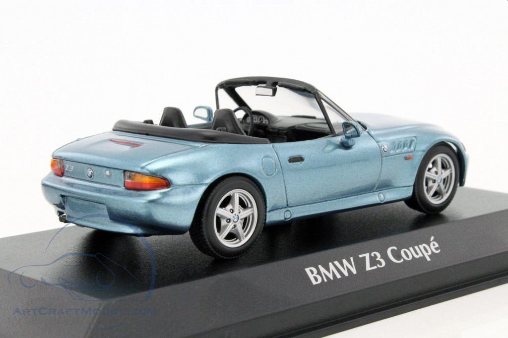 bmw z3 roadster baujahr 1997 blau metallic 940024331 ean 4012138135123. Black Bedroom Furniture Sets. Home Design Ideas