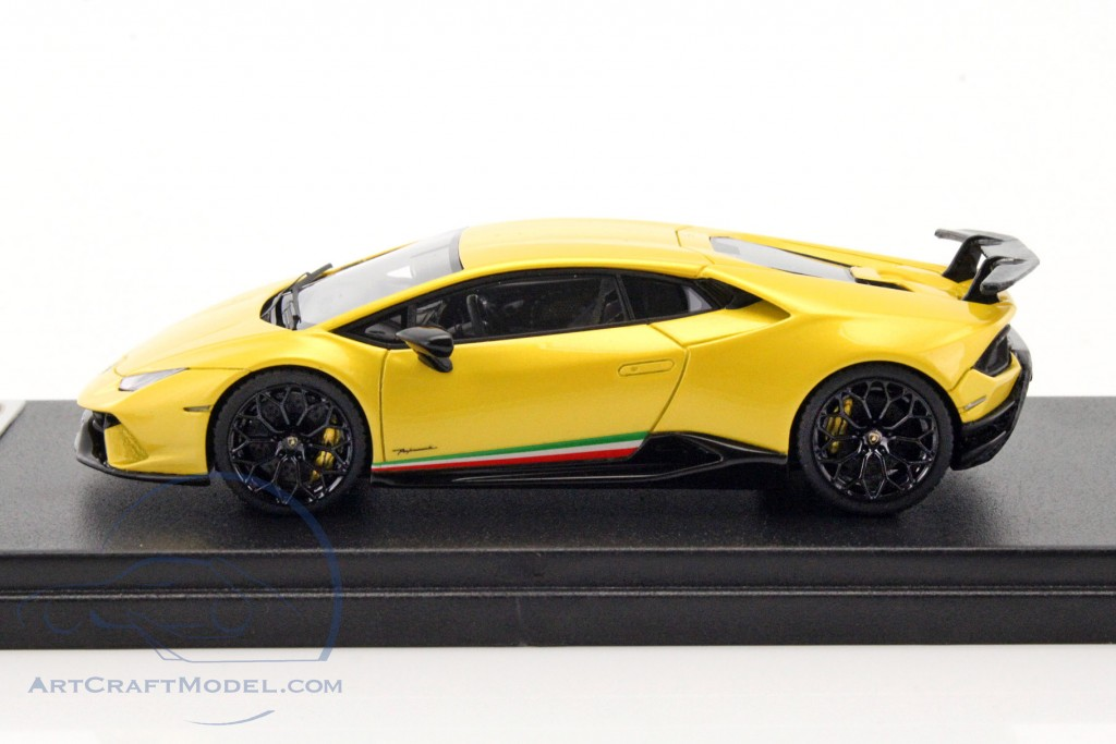 lamborghini huracan performante yellow ls469d. Black Bedroom Furniture Sets. Home Design Ideas