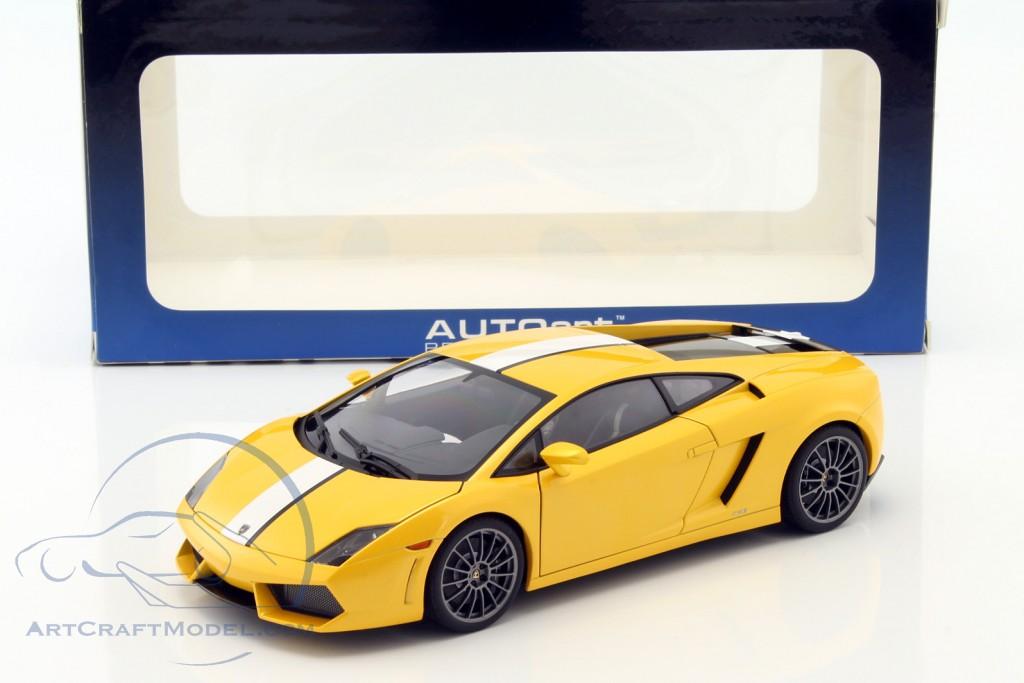 Lamborghini Gallardo Lp550 2 Valentino Balboni Edition Yellow