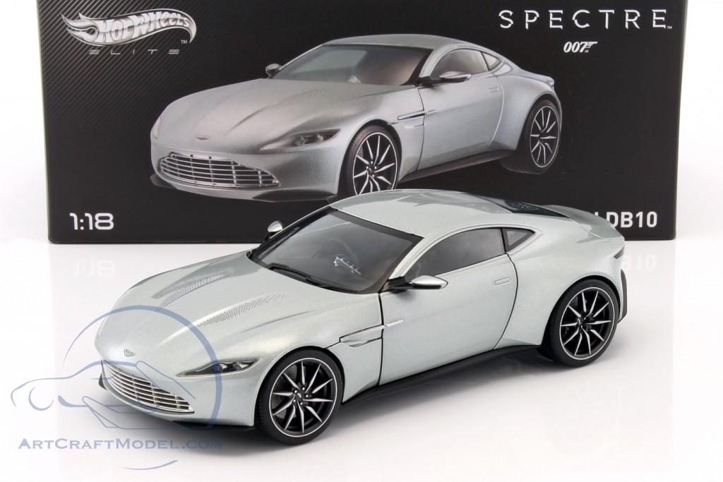 Aston Martin Db10 James Bond Spectre 2015 Silber