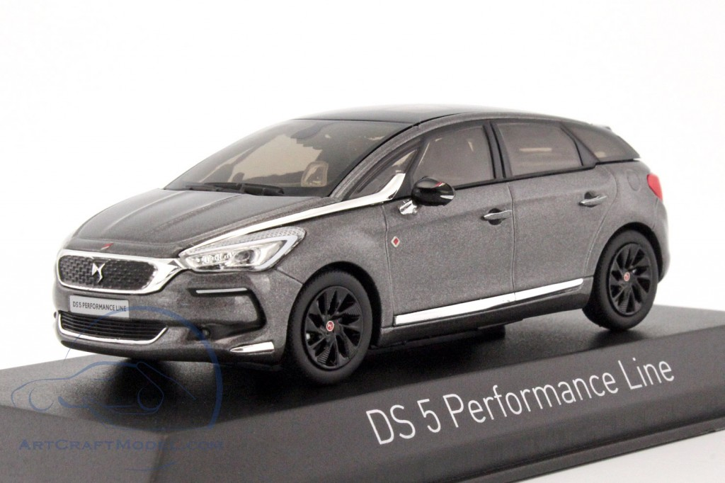 Citroen Ds5 Performance Line Year 2016 Platinium Gray 155576 Ean
