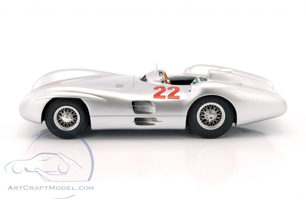 Mercedes benz w196 22 france gp formula 1 1954 herrmann for Mercedes benz formula 1
