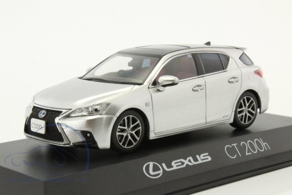 Lexus Ct F Sport >> Lexus Ct 200h F Sport Silver Metallic