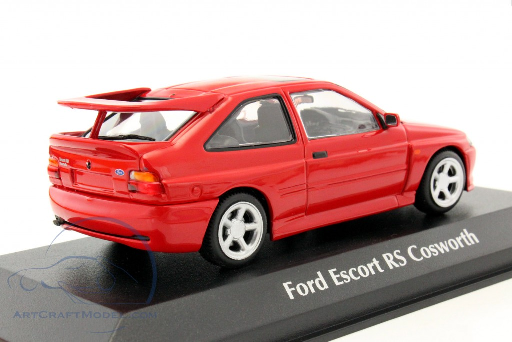 Ford Escort Cosworth Year 1992 Red 940082100 Ean