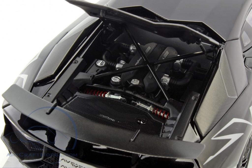 lamborghini aventador lp750 4 sv baujahr 2015 schwarz. Black Bedroom Furniture Sets. Home Design Ideas