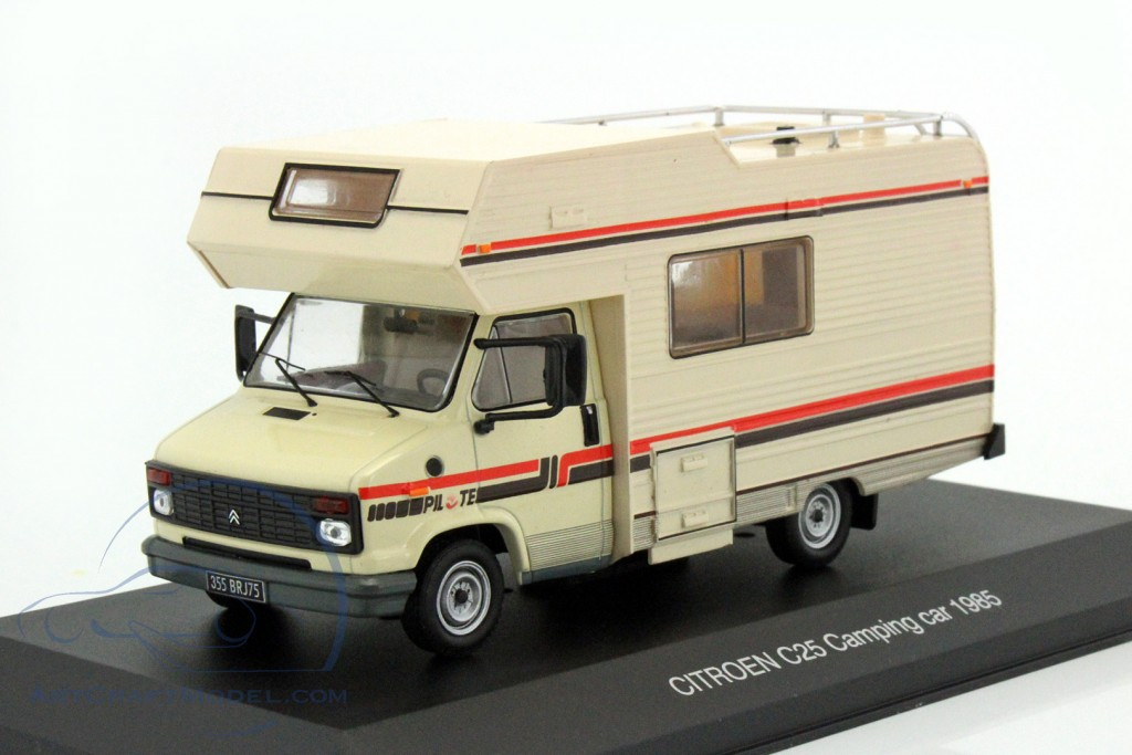 citroen c25 camping car baujahr 1985 beige ixocac001 ean 214170. Black Bedroom Furniture Sets. Home Design Ideas