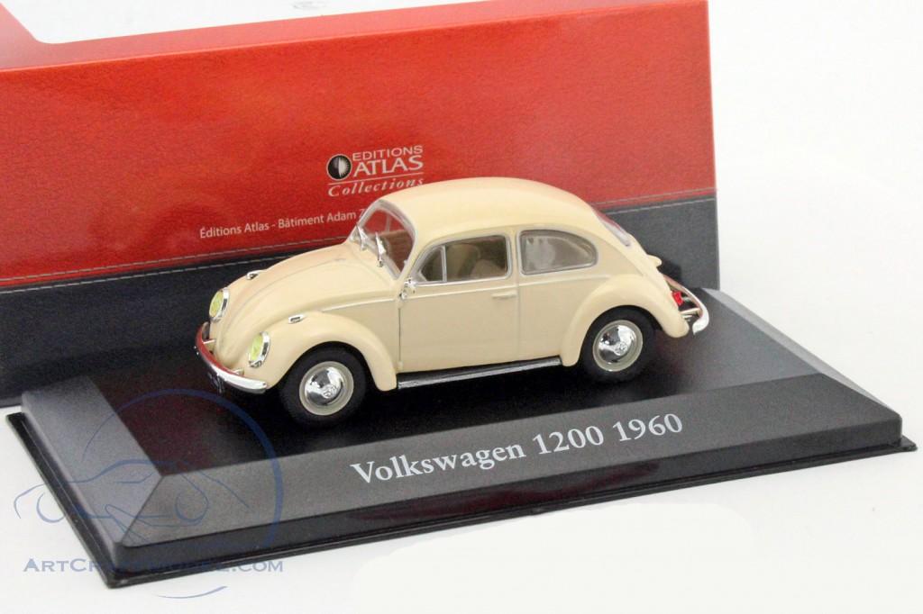 Volkswagen VW Käfer 1200 Baujahr 1960 beige - MAG CH4 ...