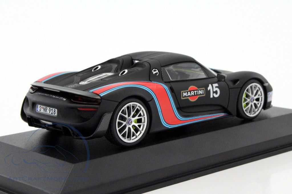porsche 918 spyder weissach package martini lap record nurburgring 2013 410062137 ean. Black Bedroom Furniture Sets. Home Design Ideas