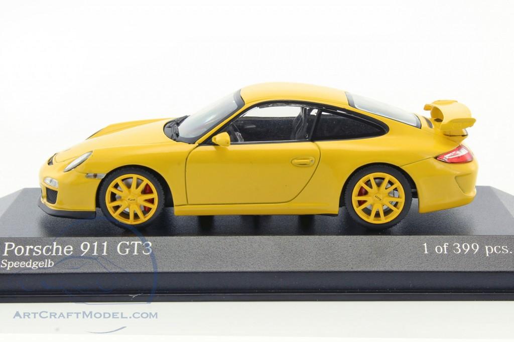 porsche 911 997 ii gt3 baujahr 2009 gelb gelbe felgen. Black Bedroom Furniture Sets. Home Design Ideas