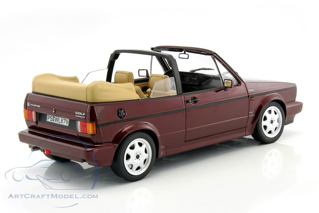 volkswagen vw golf cabriolet classic line erdbeerk rbchen. Black Bedroom Furniture Sets. Home Design Ideas