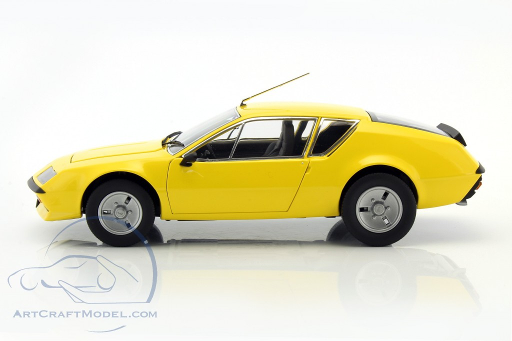 renault alpine a310 construction year 1977 yellow 185143 ean 3551091851431. Black Bedroom Furniture Sets. Home Design Ideas