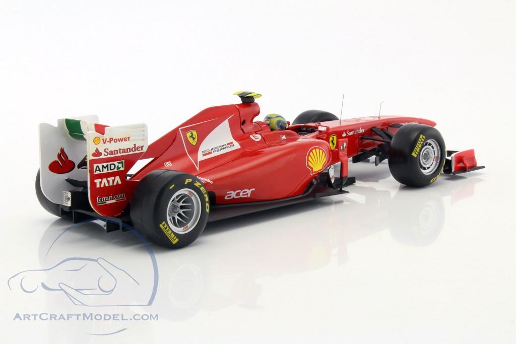 F Massa Ferrari F150 Italia Formula 1 2011 W1074 Ean 746775027780