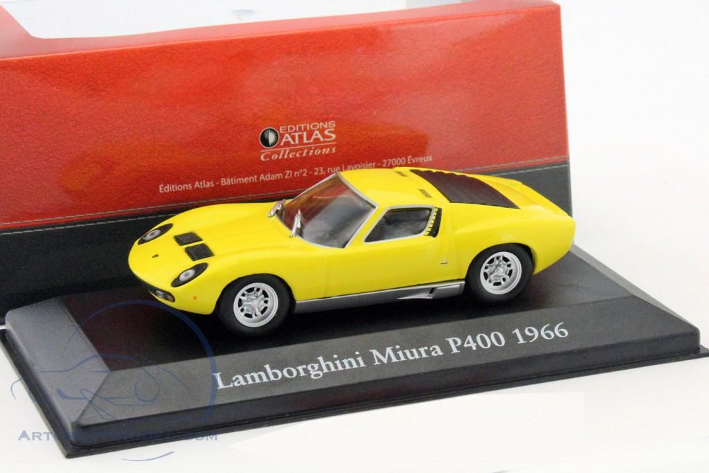 Lamborghini Miura P400 Year 1966 Yellow 2891007