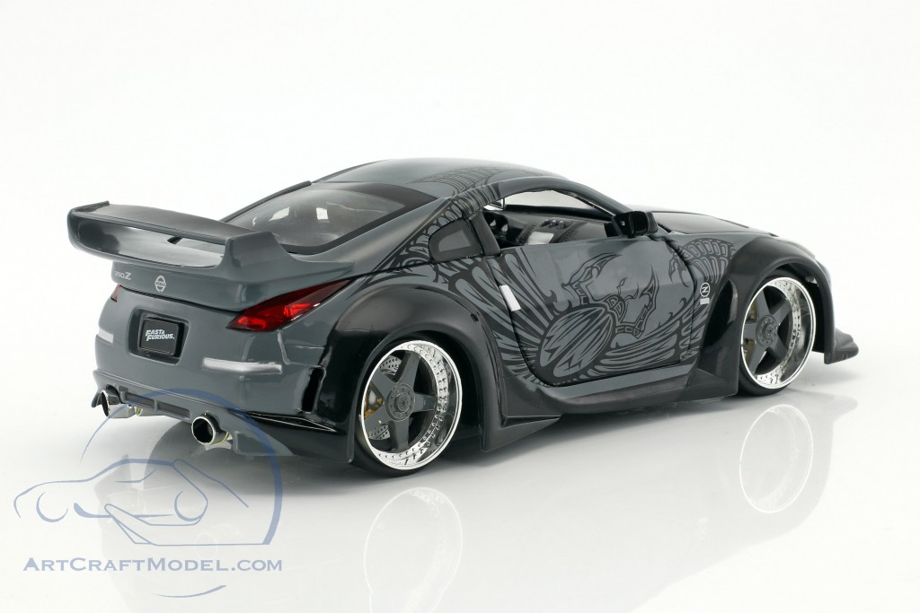 Nissan 350z Movie Fast And Furious Tokyo Drift 2006 Jada Toys 97172 Ean 801310971727