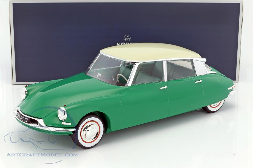 citroen ds 19 baujahr 1956 gr n champagner 121560 ean. Black Bedroom Furniture Sets. Home Design Ideas