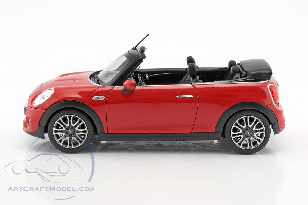 mini cooper s cabriolet f57 year 2016 red 80432405583 ean 80432405583. Black Bedroom Furniture Sets. Home Design Ideas