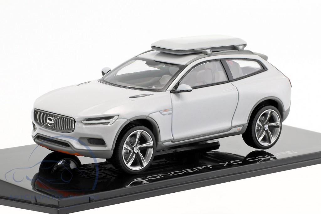 Volvo Concept Xc Coupe Auto Salon Detroit 2014 Cream White