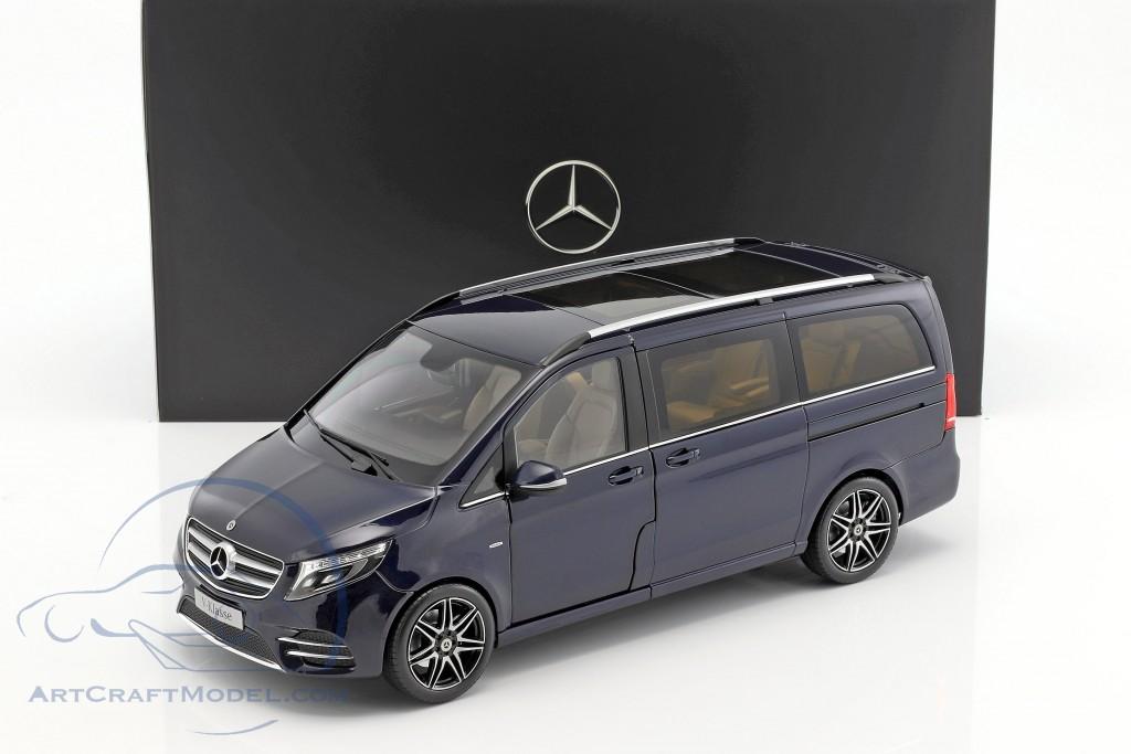 Mercedes-Benz V-Klasse Baujahr 2017 cavansit blau metallic