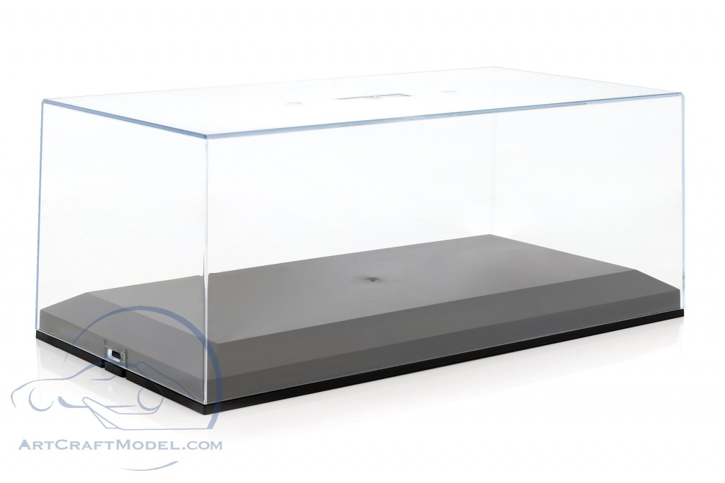 single show cases for modelcars 1:18