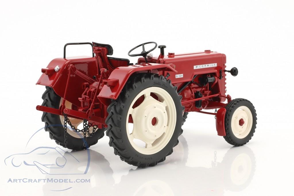 mc cormick d326 traktor rot 450016600 ean 4007864004478. Black Bedroom Furniture Sets. Home Design Ideas