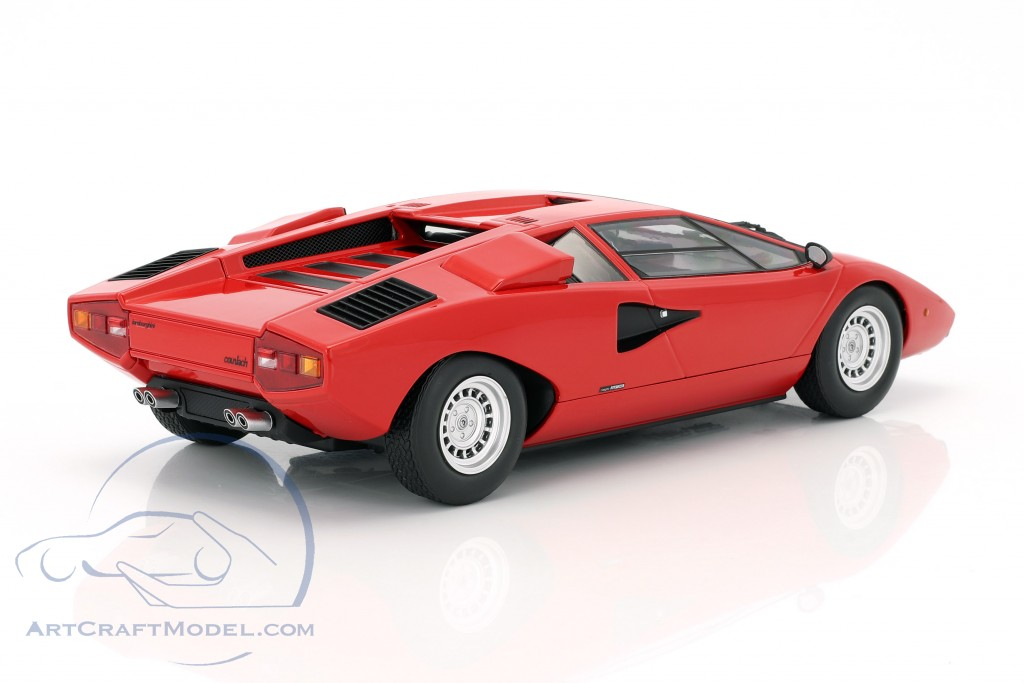 lamborghini countach lp400 year 1974 1978 red c09531r. Black Bedroom Furniture Sets. Home Design Ideas
