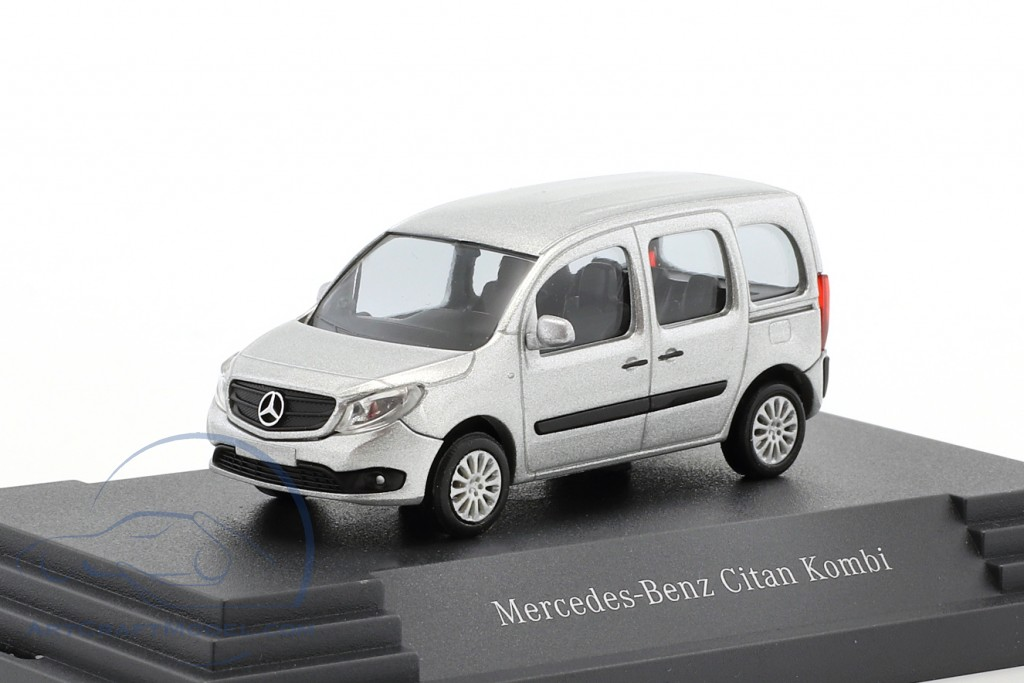 mercedes benz citan kombi brilliant silver metallic b66004120. Black Bedroom Furniture Sets. Home Design Ideas