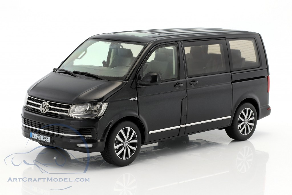 volkswagen vw t6 multivan highline schwarz lx95400050. Black Bedroom Furniture Sets. Home Design Ideas