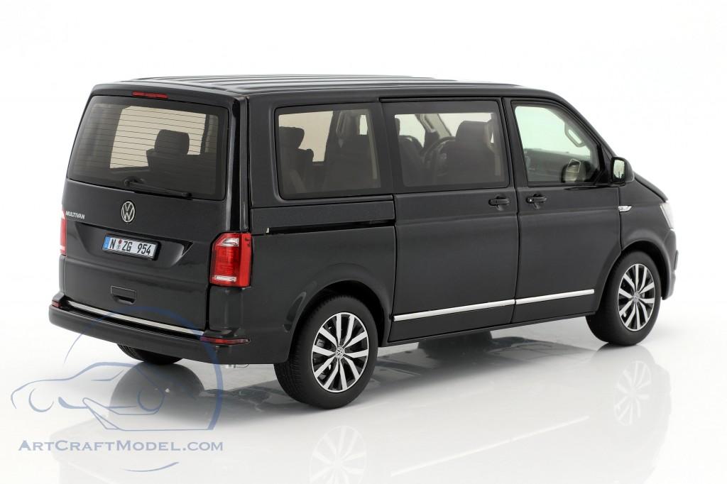 volkswagen vw t6 multivan highline schwarz lx95400050. Black Bedroom Furniture Sets. Home Design Ideas