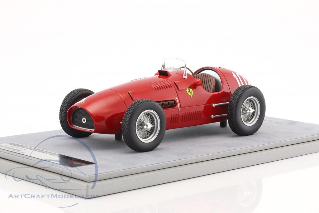Ferrari 500 F2 2° GP Deutschland 1952 Giuseppe Farina Tecnomodel 1:18 TM1866E