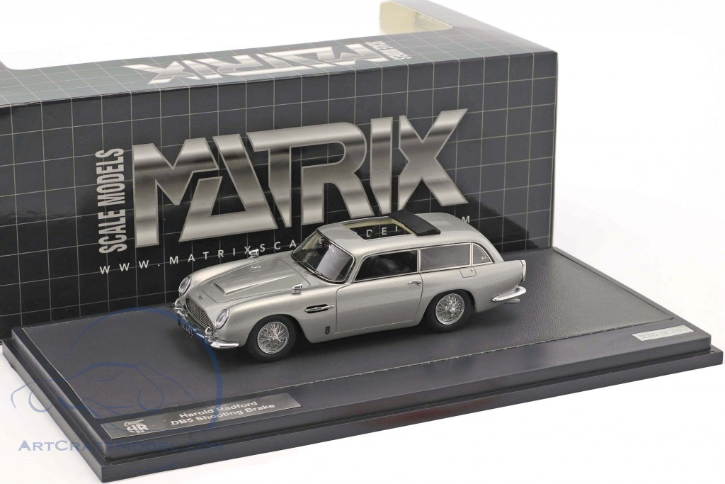 Aston Martin DB Shooting Brake Harold Radford Year Silver - Aston martin db5 1964 price