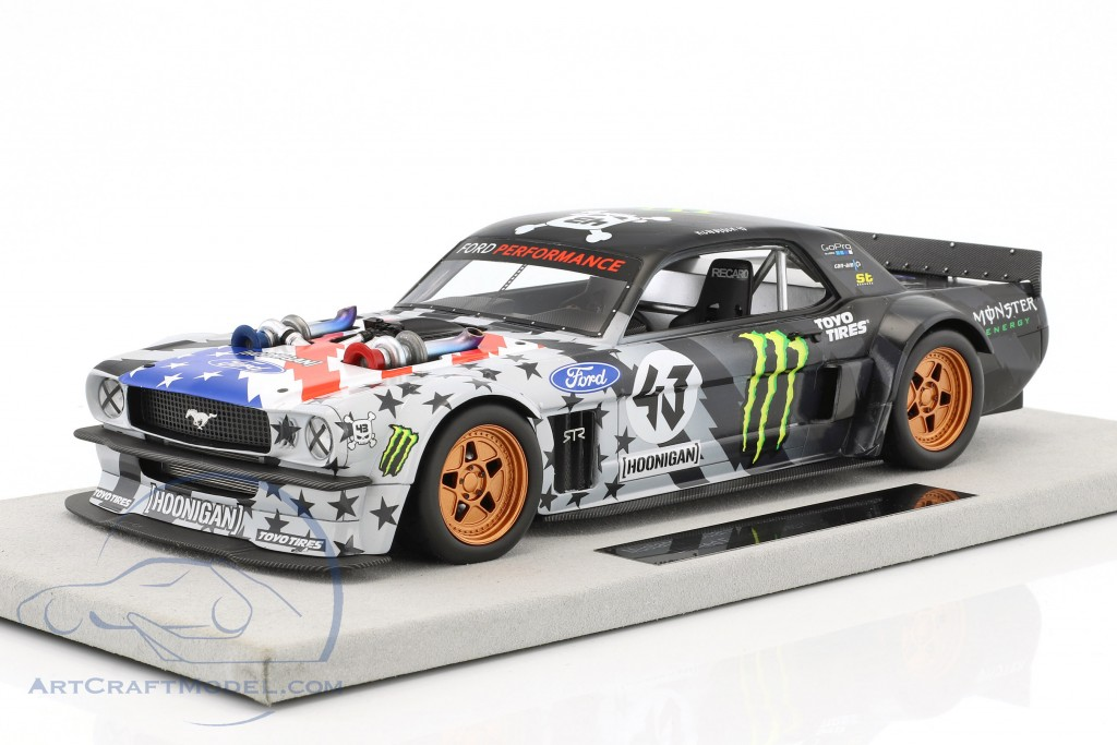Ford Mustang Hoonigan V2 Stars and Stripes #43 Ken Block ...