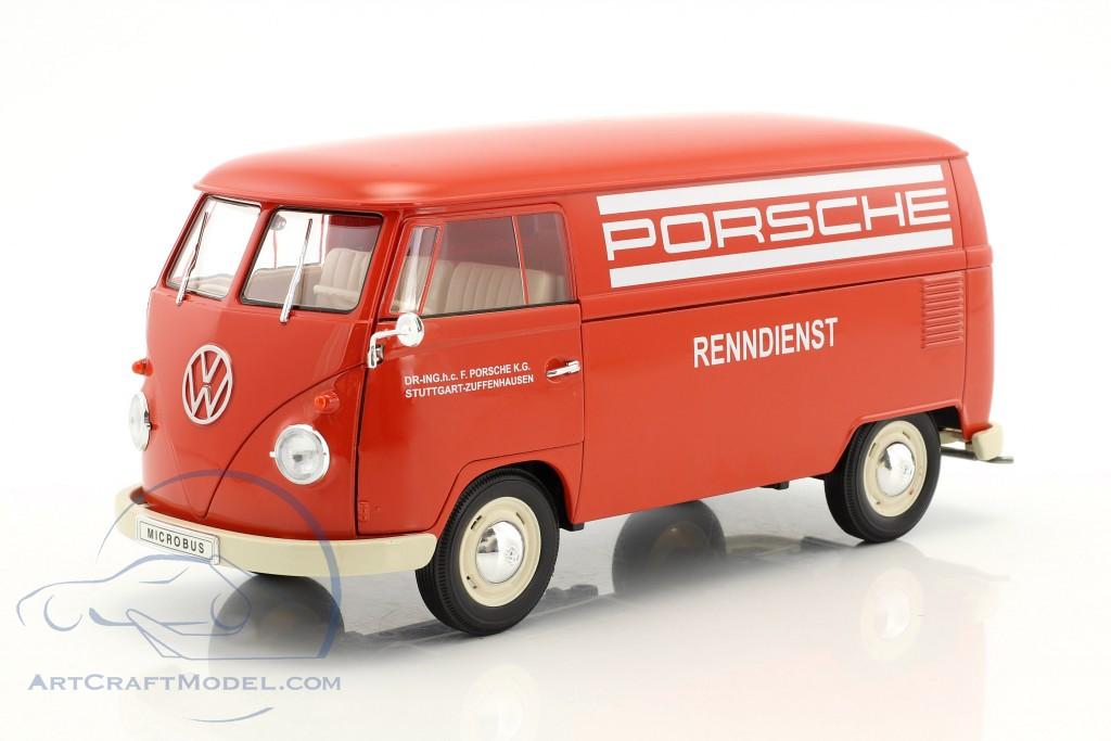 Volkswagen vw t1 bus porsche renndienst year 1963 red white volkswagen vw t1 bus porsche renndienst year 1963 red white altavistaventures Image collections