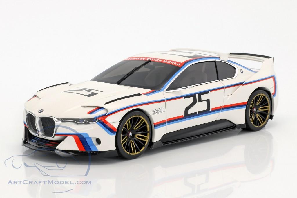 BMW 3.0 Csl >> Bmw 3 0 Csl Hommage R 25 White