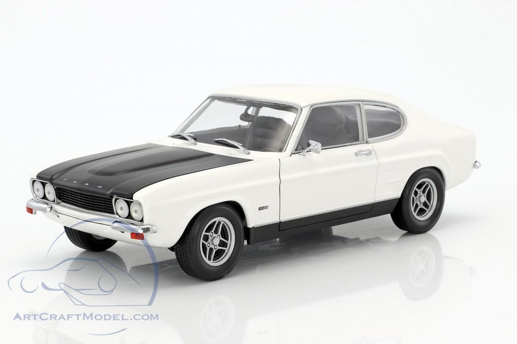 Ford Capri Rs 2600 Lhd Year 1970 White Black 150089078 Ean 4012138138957