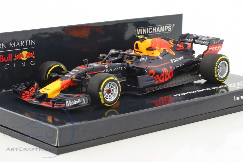 491d53008c932 ... Max Verstappen Red Bull Racing RB14  33 showcar formula 1 2018 ...
